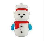 Novelty Christmas Snowman USB Pen Drive flash memory stick Gift UK32GB