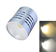 LED a incasso 1 Illuminazione LED integrata jiawen 5 W Decorativo 360~400LM LM Bianco caldo 1 pezzo AC 85-265 V