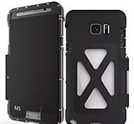 metal schokbestendig mobiele phoen shell voor Samsung Galaxy Note 5 / Galaxy Note 4