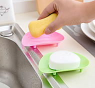 Multifunction Drain Soap Dishes (Random Color)