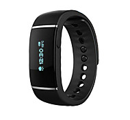 S55-E Wearables Smart Bracelet , Bluetooth4.0 / Camera Control / Activity Tracker/Sleep Tracker for iOS/Android
