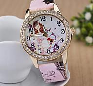 Woman Leisure Wrist  Watch