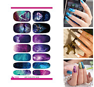 1pcs 3D DIY Nail Art Sticker Decal