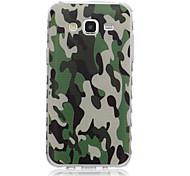 Pattern Waves Slip Handle TPU Soft Phone Case for Samsung Galaxy Grand Prime/ Core Prime/J1/J2/J3/J5/J1 Ace/J7/Alpha