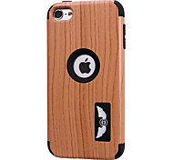 Military Duty Case Cover for iPod iTouch6(Assorted Colors)