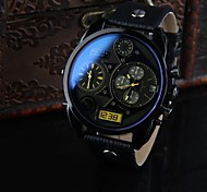 Watches Men DZ disel sports watches atm Leather waterproof casual men's watch Relogio masculino