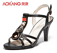 Aokang® Women's Leather Sandals - 132811539