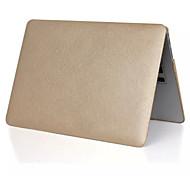 pc + couro pu proteger caso para macbook 12 '' ar de 13,3 '' 15.4 '' para o ar Apple MacBook 13.3 '' 15.4 ''&12 polegadas