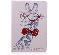 The Giraffe Pattern  Stent Case for iPad Air