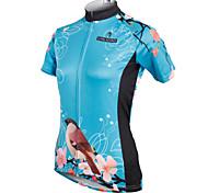 Tops ( Azul ) - de Fitness / Deportes recreativos / Ciclismo / Campo Traviesa / Esquí Fuera del Camino / triatlón / Running -Transpirable