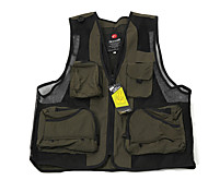 Fulang Fishing Waistcoat Outdoor More Than A Pocket Fishing Clothes  FC38