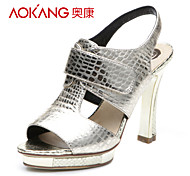 Aokang® Women's Leather Sandals - 342818030