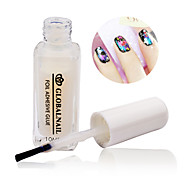 5pcs 10ml Nail Art Adhesive Glue for Nail Foil Sticker Paper
