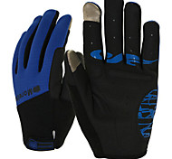 Glove Cycling / Bike Women's / Men's Full-finger GlovesKeep Warm /Breathable / Reduces Chafing / Ultraviolet Resistant