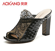 Aokang® Women's Leather Sandals - 132818023