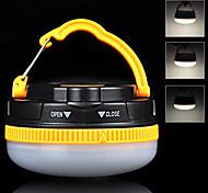 Bulbos de Luz LED LED 5 Modo 180 Lumens Tamaño Pequeño LED AAA Camping/Senderismo/Cuevas - Otros , Blanco ABS