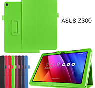 Protective Tablet Cases Leather Cases Bracket Holster for Asus ZenPad Z300C