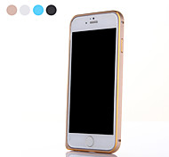 ASLING Ultra Slim Double Color Phnom Penh Metal Bumper Frame Phone Cover for iPhone 6S Plus/6 Plus