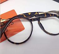 [Free Lenses]  Unisex 's Acetate/Plastic Cat-eye Full-Rim Retro/Vintage Prescription Eyeglasses