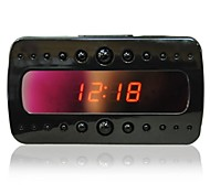 V26 IR Clock Camera Full HD 1080P Black Night Vision Alarm Mini DVR DV Video Recorder