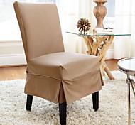 Cobertura de Cadeira - Preto / Marrom / Cinzento - de Têxtil - Novidade