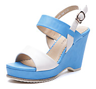 PU sandales femmes aokang® - 132823251