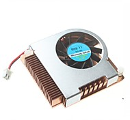 Quiet VGA Cooler Pitch 8.0CM / Graphics Card Fan Diameter 7CM