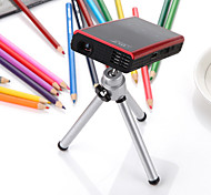 Android 4.2.2 FWVGA DLP Projector with HDMI Input TV In Mini SD In USB In