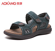 Aokang® Men's Leather Sandals - 141723017