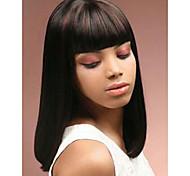 mélange synthétique perruques de cheveux de couleur de qualité supérieure de qualité