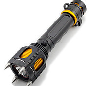 Cree XM-L2 LED 5 Modes 3000 Lumens Waterproof LED Flashlight super T6