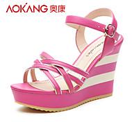 PU sandales femmes aokang® - 132823223