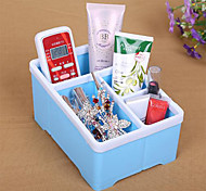 Fashion Multifunctional Mobile Desktop Storage Boxes Organizer Boxes