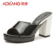 PU sandales femmes aokang® - 132811186