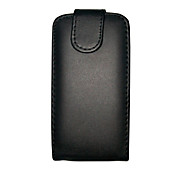 PU Leather Up Down Flip Mobile Skin Case Cover For Nokia Lumia 610