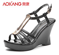 Aokang® Women's Leather Sandals - 132825056