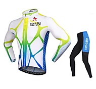 KEIYUEM Cycling Clothing Sets/Suits / Tights Unisex BikeWaterproof / Breathable / Insulated / Quick Dry / Rain-Proof / Dust Proof /