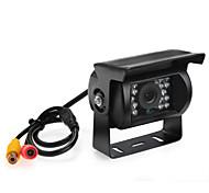 Caméra de recul - 510 x 492 - 420 Lignes TV - 120° - 1/3 pouce CMOS couleur