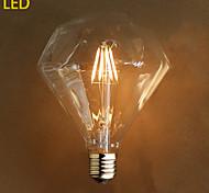 E27 4W G125 привело алмазную Эдисон лампы источника света сцены