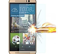 filme protetor de tela de vidro temperado para HTC One M9