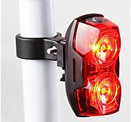Bike Lights / Rear Bike Light / Safety Lights LED - Cycling Waterproof / Warning / Easy Carrying AAA 400 Lumens Battery Cycling/Bike
