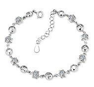 I love You 520 Sterling Silver Bracelets Sterling-silver-jewelry