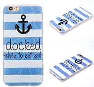 Plus iphone6 pirate pattern 3D mobile phone shell