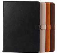 """New Arrival Fashion Tablet Cover Cases Vintage Color with Stand & Maget Belt for Apple IPad Pro 12.9"""""""