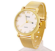 Woman's Watches Fashion Ladies Watch Series Exquisite Gold Strap Watch