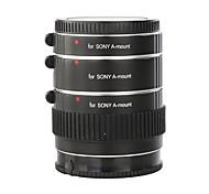 kooka kk-S68a af Aluminium Verlängerungsrohre für Sony (12mm 20mm 36mm) SLR-Kameras