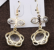 Original exaggerated fashion jewelry earrings earrings temperament alloy