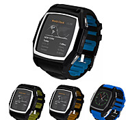 Sport Watch GT68 Bluetooth V3.0 G-Sensor Smart Watch Dial/Hands-free/Sleep Monitoring/Sedentary Remind/Pedometer