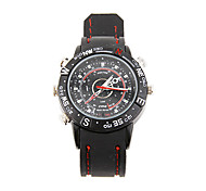 8GB Watch Hidden Security Video Recorder Camera HD DVR Waterproof  640*480P