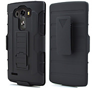 Armor Hybrid Case Military 3 in 1 Combo Cover For LG G3/G4